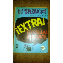 Comic De Los Supermachos, Numero Extraordinario