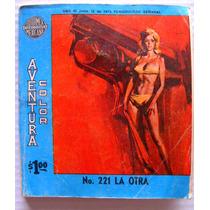 Mini Novela Aventura Revista Vintage Mitos Y Leyendas Comic