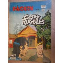 Casey Ruggles Mundos Gemelos Paquin # 36 Ed. La Prensa 1955