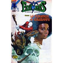Comic Fantomas #3-69 ( Tamaño Avestruz)