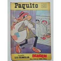 1968 La Familia Burron #16860 Paquito Gabriel Vargas Comic
