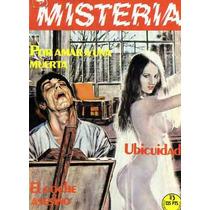 Comic De Misterio Relatos Gáficos Para Adultos Misteria #14