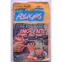 Mini Novela Policias Revista Vintage Mitos Y Leyendas Comic