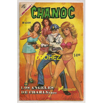 Comic Chanoc Farrah Fawcett Angeles De Charlie De 1979