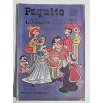 1968 La Familia Burron #16867 Paquito Gabriel Vargas Comic
