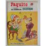 1970 La Familia Burron #17013 Paquito Gabriel Vargas Comic