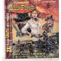 Libro Vaquero (billy Flynt) # 1