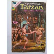 Tarzan De Los Monos No. 345 Editorial Novaro 1973
