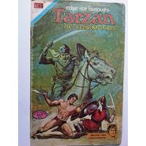 Tarzan De Los Monos No. 408 Editorial Novaro 1974