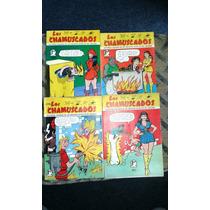 Comics De Los Chamuscados, Historias Sacadas De Los Archi