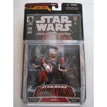 Luke Skywalker & Mara Jade Heir To The Empire Comic Pack
