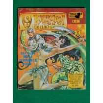 Kaliman El Hombre Increible De Lujo #5 Ojos De La Serpiente