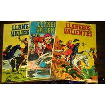 Comics De Llaneros Valientes, Edit. Sol