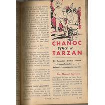 Revista Contenido Chanoc Evita Muñiz 1965