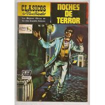 Clásicos Ilustrados 128 Noches De Terror La Prensa 1964