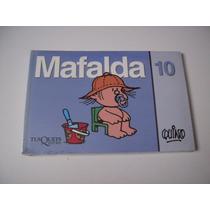 Mafalda 10 - Quino - Tusquets Editores - Nuevo Y Sellado
