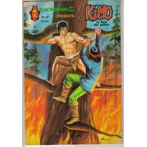 Kimo (el Hijo Del Yukon) Comic.cachorro De Leon Presenta# 52