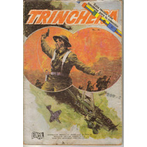 Trinchera Comic. De Accion No. 41. (año 1970) $80.00