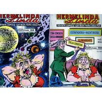 Tlax Lote De Comics De Hermelinda Linda De Editormex