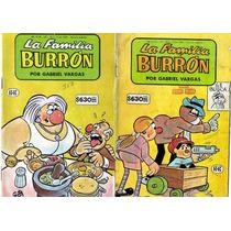 Tlax Lote De Comics De La Familia Burrón Por Gabriel Vargas