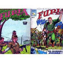Tlax Lote De Comics De El Sargento Furia De La Prensa