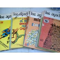 Lote Los Agachados De Rius 20 Comic Antiguo Vv4