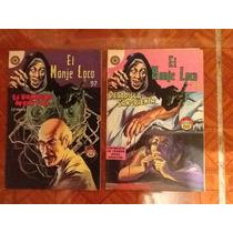 Comics El Monje Loco 73/97 Anos 60s El Precio Es Por Los Dos