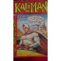 Kaliman El Hombre Increible #673, Promotora K