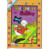 Historietas Y Cuentos De Walt Disney.t.aguila(novaro) $60.00