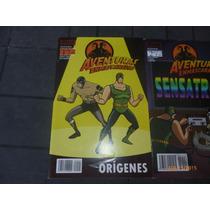 Comics Aventuras Enmascaradas Lucha Libre