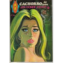 Comic: Cachorro De Leon T. Grande (herrerias) #36 $ 70.00