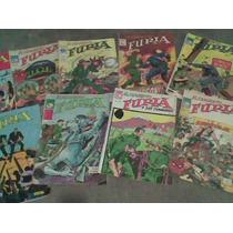 Comics La Prensa Sargento Furia!