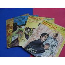 José G. Cruz, 4 Comics Colección Inmortal