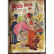 Historieta, Paquito Presenta La Familia Burron, N°17138