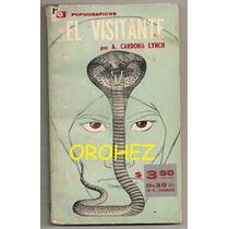 Rarísimo Librocomic Kalimán El Visitante Ed La Prensa 1956