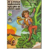 La Gallina De Los Huevos De Oro # 4 (la Prensa) (1973)
