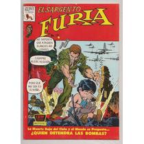Comics México El Sargento Furia Ed La Prensa Años 60s 70s