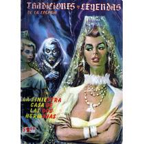 Comic De Terror Tradiciones Y Leyendas De La Colonia # 42