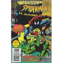 Comic Spiderman El Hombre Araña Marvel Num 22 Año 1997 Bbf