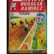 Historieta De Los 70, Huracan Ramirez