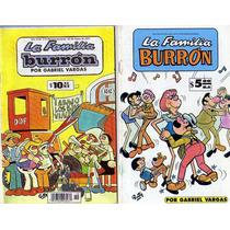 Lote De Comics De La Familia Burrón Por Gabriel Vargas