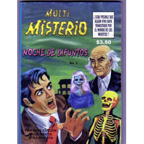 Comic De Terror Multi Misterio # 1 ( Noche De Difuntos)