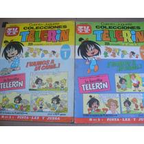 La Familia Telerin 7 Primeros #s Libro Comic 1970s Tele-guia