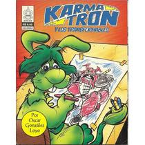 Karmatron Libro Para Colorear