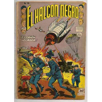 Comics Mexicanos El Halcón Negro Ed La Prensa De 1953