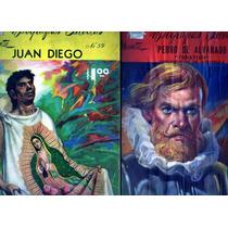 Lote De Comics Biografias Selectas De Edar