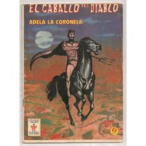 Comic Terror El Caballo Del Diablo # 13 De 1969 Nvb
