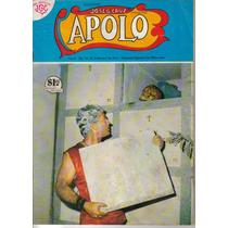 Ediciones Jose G.cruz. Presentan: Apolo #68 (1973) $90.00