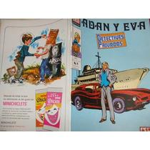 Comic Adan Y Eva