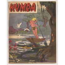 Comic Tarzán Kumba # 13 Antonio Cabrales De 1958 Bbf